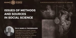 Issues of methods and sources in social science