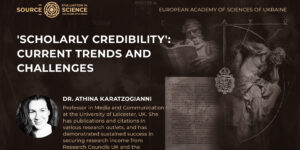 'Scholarly Credibility': current trends and challenges